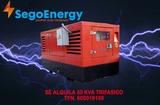 Se alquila generador, grupo electrÓgeno - foto