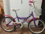 bicicleta para niña - foto