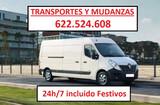 SALOU MUDANZAS,/#/Transportista portes - foto