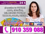 TAROT ESPAÑA 910359088 ¡EN DIRECTO 24 H! - foto