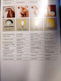 lampara graduable con sensor  - foto