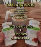combo detox herbalife 25% desc + regalos - foto