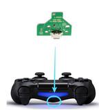 Cambiar conector de carga mando PS4 - foto