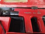 Pistola hilti dx 450 detonadora - foto