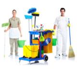 servicio limpieza - foto