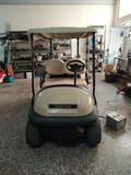 carro de golf electrico - foto