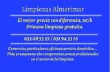Limpiezas Almerímar - foto