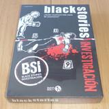 Black stories investigación - foto