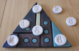 Triángulo Pasatiempo  - foto