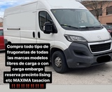 COMPRO FURGONETAS - foto
