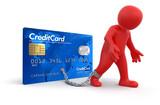 abogado bancario tarjetas revolving  - foto