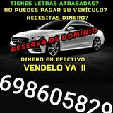 COCHES CON RESERVA DE DOMINIO Y EMBARGO - foto