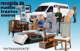 retirar muebles trastos y electrodomést - foto