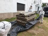 Empresa desmontaje uralita,desamiantado. - foto