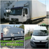 mudanzas transportes/24h Cáceres - foto