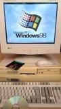 ORDENADOR HP WINDOWS 98