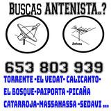 TORRENTE ANTENAS TORRENTE antenistas  - foto