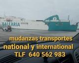 mudanzas y transportes Valladolid - foto