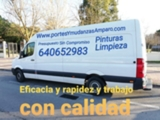 mudanzas y portes y transportes Valladol - foto