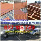 Rehabilitación de tejados - foto