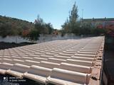 Colocación de tejas para su cubierta  - foto