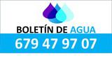Boletin de Agua HIDROGEA - foto