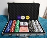 Maletín poker - foto