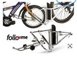Remolque para bici, Follow me. - foto