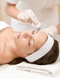 Tratamiento facial - foto