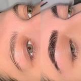 Laminado de cejas/ brow lift - foto