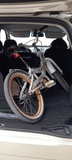 vendo bici por 50e - foto