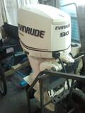 EVINRUDE ETEC 90 HP - foto