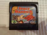 Space Harrier. Game Gear. - foto