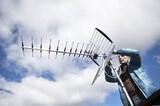 Antena y porteros automaticos 622366673  - foto