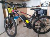 Bicicleta electrica VTT - foto