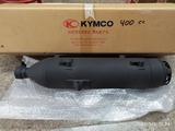 TUBO ESCAPE DE KYMCO 400