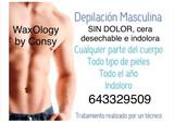 Depilación intima masculina y masaje 69€ - foto