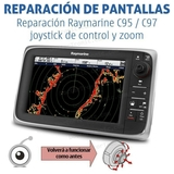 REPARACIÓN RAYMARINE C95 / C97 JOYSTICK - foto