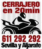 CERRAJERO SEVILLA Y ALJARAFE EN 20 MIN. - foto