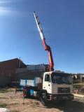 servicio de trasporte y camion grua - foto