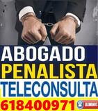 ABOGADO PENALISTA ASISTENCIA DESDE CASA - foto