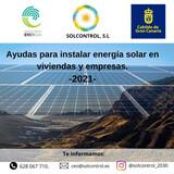 Instalaciones fotovoltaicas y de BT - foto