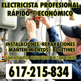 Electricista homologado *barato* voy hoy - foto