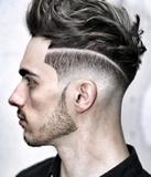 Peluquero barberia - foto