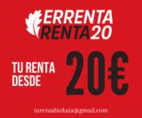 Confeccionadora renta bizkaia 2020 - foto