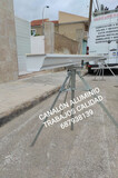 CANALON DE ALUMINIO CARTAGENA LA MANGA - foto