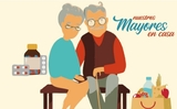 Ayuda para personas mayores - foto