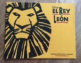 PROGRAMA DE LUJO EL REY LEóN