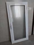 Ventana de aluminio blanco - foto