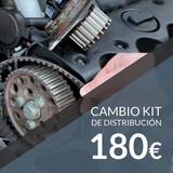 CAMBIO KIT DISTRIBUCION + BOMBA AGUA - foto